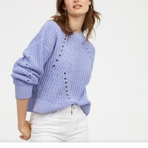 H&M Yummy Chenille Oversized sweater